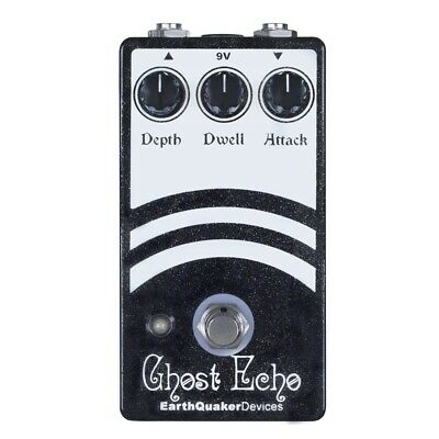 EarthQuaker Devices Ghost Echo Reverb Guitar Effects Pedal