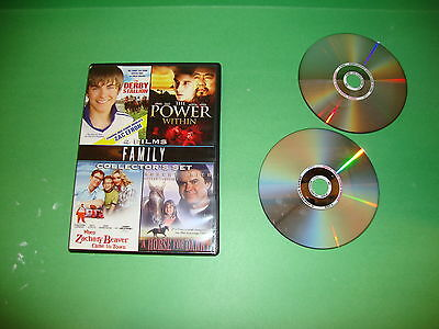 Family Collector's Set: 4 Films (DVD, 2009)
