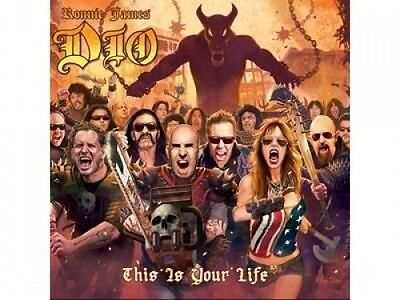 Ronnie James Dio - This Is Your Life - Rhino NUOVO