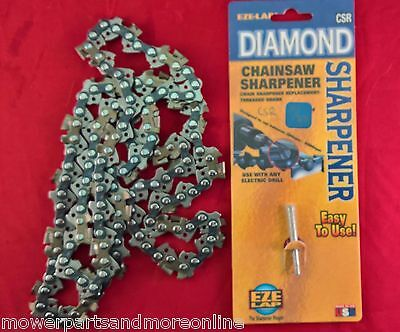 3/8lp x .050, DIAMOND GRINDER & TUNGSTEN CARBIDE CHAINSAW CHAIN, HUSQVARNA STIHL