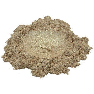 Powdered Sparkle Honey Mica - 1 oz