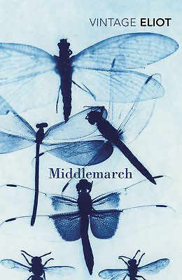 George Eliot - Middlemarch (Paperback) 9780099516231
