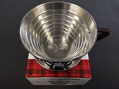 New Kalita Wave Dripper Coffee Cup 185 3-4 People for #05033 MADE IN JAPAN