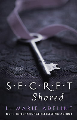 L. Marie Adeline - Secret Shared:(S.E.C.R.E.T. Book 2) (Paperback) 9780552170369