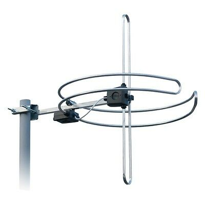 Antiference FM VHF & DAB Aerial Antenna Combined Combo