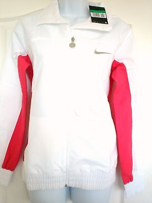 Bnwt Nike Girls Track Top Size Xl Girl Age 13 - 15