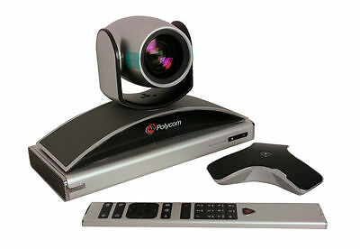 Polycom RealPresence Group 500-720p Video Conferencing System NEW