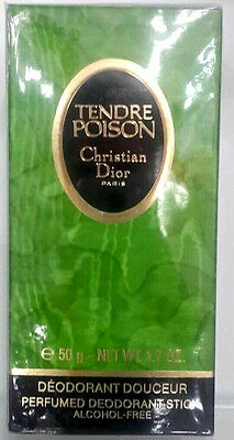 Christian Dior - Tendre Poison Deodorant Stick 50g - Vintage - New & Rare