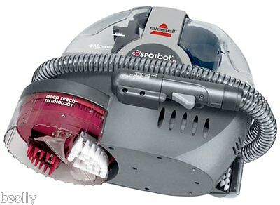 Bissell Spotbot Pet Handsfree Spot and Stain Cleaner Deep Reach Technology
