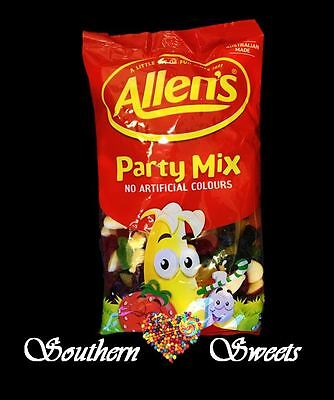 Allens Party Mix 1.3Kg Mixed Lollies Original Party Mix Christmas Xmas Lollies