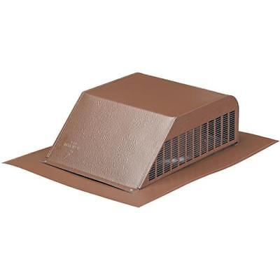 "Air Vent Inc. 50""Brn Alm S/B Roof Vent 85283 Unit: EACH Contains 6 per case"