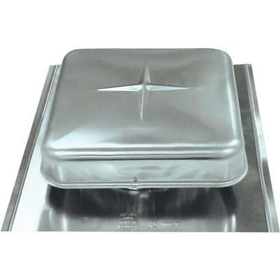"""50""""mil Galv Sq Roof Vent Rvg51000"""