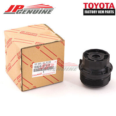 Toyota Lexus Scion Genuine Oil Filter Housing Cap Assembly 15620-37010 **new**