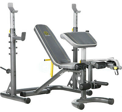 Fresh Golds Gym Weight Bench Xrs 20