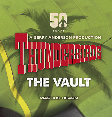 Marcus Hearn - Thunderbirds: The Vault (Hardback) 9780753556351