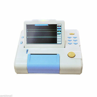 Touch Screen Baby Fetal Monitor FHR TOCO Fetal Fetal movement Ultrasound