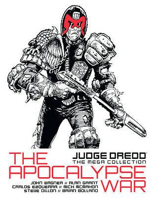 Judge dredd the mega collection issue 3 The Apocalypse War