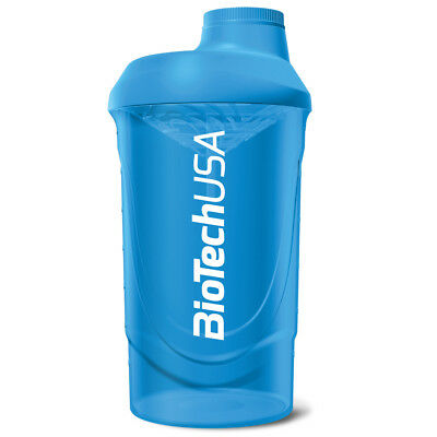 BIOTECH USA SHAKER WAVE 600 ML Colore Blu