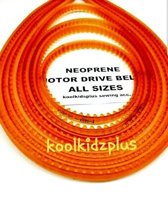 Motor Drive Belt / Sewing Machine Belts / Neoprene Belts / Domestic  Industrial