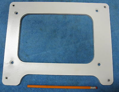 5340-01-612-3686 Aluminum Mounting Plate with Rivnuts M1 Abrams USATAC 12521549