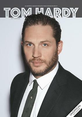 Tom Hardy 2017 Large Poster Wall Calendar New & Sealed With Free Uk Postage !!