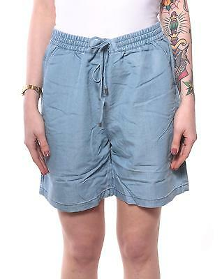 Minimum Bermuda Shorts Donna Cicilie 0138 Shorts Medium Blue