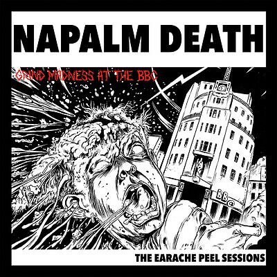 NAPALM DEATH - The Earache Peel Sessions  LP