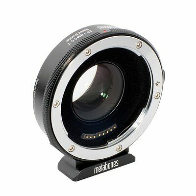 Metabones Canon EF Lens to BMCC T Speed Booster