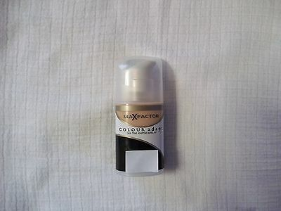 Max Factor Colour Adapt Foundation in various shades