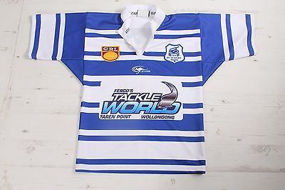 Thirroul Butchers CRL Rugby League Jersey Shirt - 36' XS