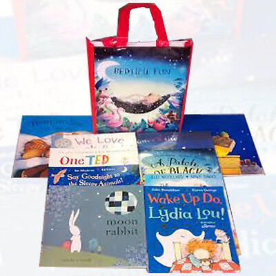 Bedtime Fun For Everyone Children's Books 10 Collection Set Whatever Next! New