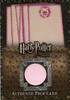 Harry Potter Order Of The Phoenix Stationary From Dolores Umbridge's Office P6