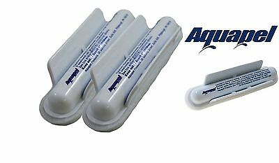 3 pcs AQUAPEL Windshield Glass Water Rain Repellent TREATMENT APPLICATIONS Repel
