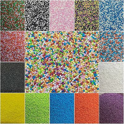 Edible 100's & 1000's Nonpareilles Edible Sugar Sprinkles for Cake Decorations..