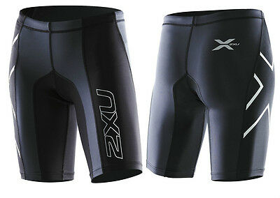 New 2XU Women Elite Compression Short Lady PWX Running Fitness Sports ALL SIZES