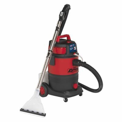 Sealey VMA914 Valeting Machine Carpet Washer Cleaner Wet & Dry Vac Home Car Van