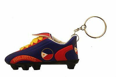NEW JAMAICA COUNTRY FLAG SOCCER  SHOE CLEAT KEYCHAIN .