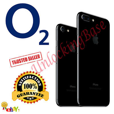 O2 Tesco Uk  Iphone 4S 5 5S 6 6+ 6S 6S+ 7 7+  Factory Unlock Premium Service
