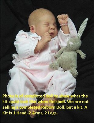 Reborn Doll Kit, Aurelia By Elisa Marx, Vinyl Kit
