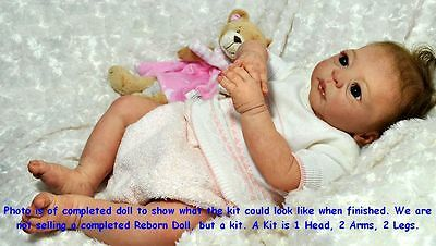 Reborn Doll Kit, Hanni By Elisa Marx, Vinyl Kit
