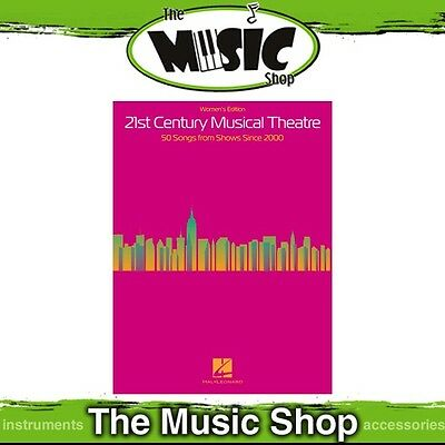 New 21st Century Musical Theatre: Women's Edition Music Book - Piano & Vocal