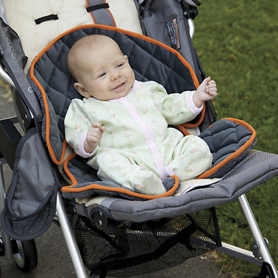 New Sunshine Kids Soft Ride Pram Car Seat Liner Free Express Shipping