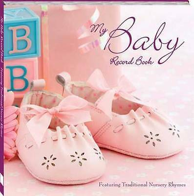 My Baby Record Book: Pink, , New