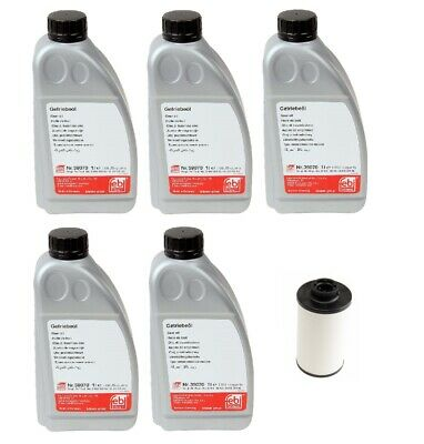 VW DSG Automatic ATF Transmission Dual Clutch Fluid Filter Service Kit Jetta EOS