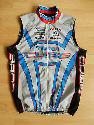 Biemme Technical Gore Windstopper Insulation Level 3 Italy Cycling Vest; size L