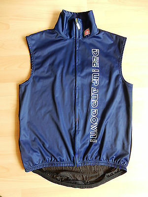 Biemme Gore Windstopper Feel Warm Feel Good Basic Dee Italy Cycling Vest; XXL