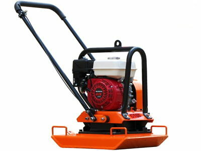 PLATE COMPACTOR HONDA 5.5 HP 100KG 16kN WITH WHEELS (FREIGHT FREE)