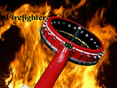 "5string Banjo ""Firefighter""-wide neck-  Banjomanufaktur"
