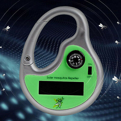 New Portable Electronic Repeller Ultrasonic Mosquito Killer Insect with Compass