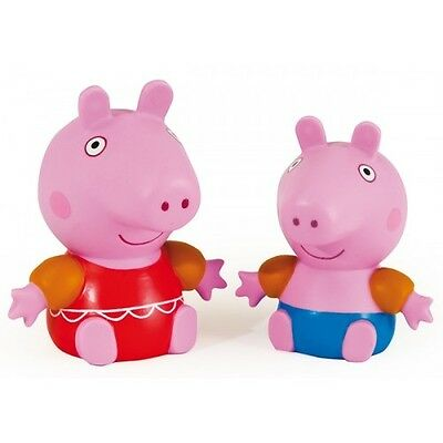 Zoggs Peppa Pig & George Little Squirts Swimming Pool Toy
